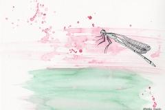 Was für ein Tag - Illustration, Copyright: Annika Baacke