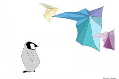 Worauf warten?! - Illustration, Copyright: Annika Baacke
