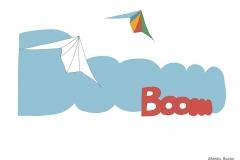 Boom - Illustration, Copyright: Annika Baacke