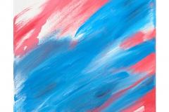Annika Baacke Malerei- Horizonte Nr. 1
