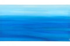 Annika Baacke Malerei- Horizonte Nr. 10