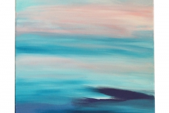 Annika Baacke Malerei- Horizonte Nr. 29
