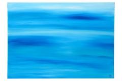 Annika Baacke Malerei- Horizonte Nr. 8