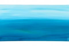 Annika Baacke Malerei- Horizonte Nr. 11