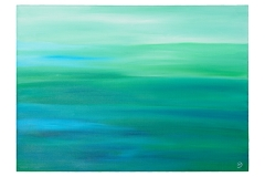 Annika Baacke Malerei- Horizonte Nr. 14