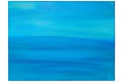 Annika Baacke Malerei- Horizonte Nr. 22