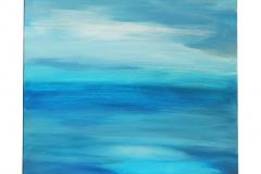 Annika Baacke Malerei- Horizonte Nr. 28