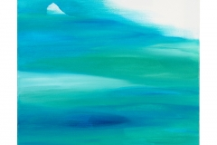 Annika Baacke Malerei- Horizonte Nr. 3