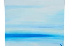 Annika Baacke Malerei- Horizonte Nr. 7